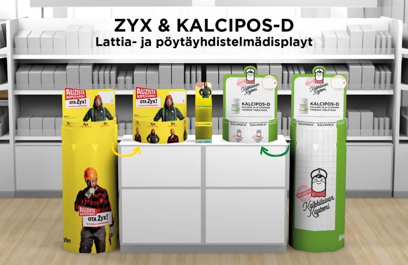 Zyx & Kalcipos
